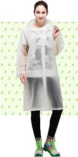 レインコート 携帯雨具 ポンチョ 男女兼用 レインウェア かわいい 透明防水 ポンチョ 厚手