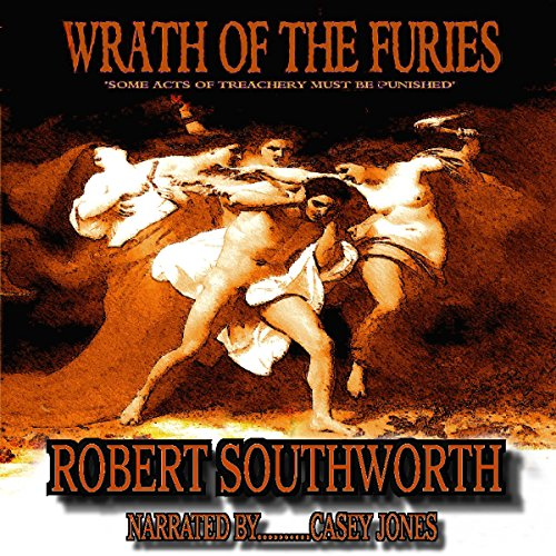 Wrath of the Furies audiobook cover art