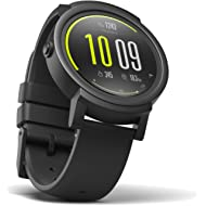 Ticwatch E most comfortable Smartwatch-Shadow,1.4 inch OLED Display, Android Wear 2.0,Compatible...