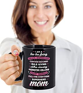 I Am A Superhero Mom Mom gift Mama Mom life mug Mom coffee mug Mother39s Day gift