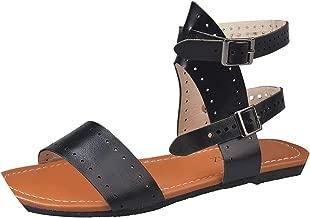 Beach Sandals Fashion Ladies Woman Shoes Gladiator Roman Shoes Flat Thong Sandals Footwear