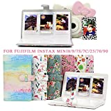 Mini Photo Album for Fujifilm Instax Film, 96 Pockets Photo Album for Fujifilm