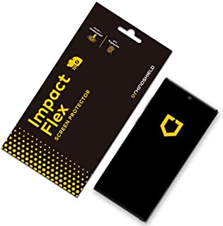 [RhinoShield] 対応機種 Galaxy Note10+ 耐衝撃Flex 画面保護シート 全面保護 キズ防止 高透明度 耐傷性 耐指紋性 撥油性 超薄型