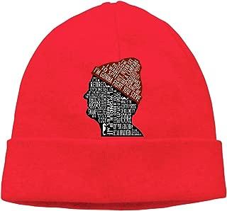 Belindaa Summer-The-Life-Aquatic-with-Steve-Zissou-Bill-Murray Beanie Men Women - Unisex Cuffed Plain Skull Knit Hat Cap