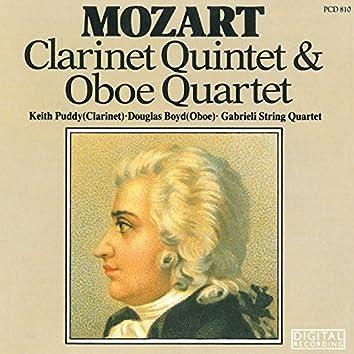Mozart: Clarinet Quintet & Oboe Quartet