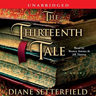 The Thirteenth Tale audiobook cover art