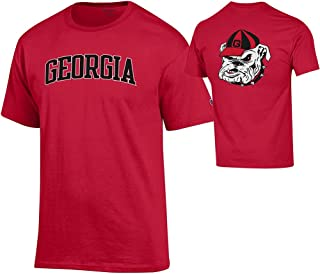 Elite Fan Shop NCAA Men's Front/Back Team Tshirt