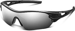 Polarized Sports Sunglasses for Men Women Youth Baseball...