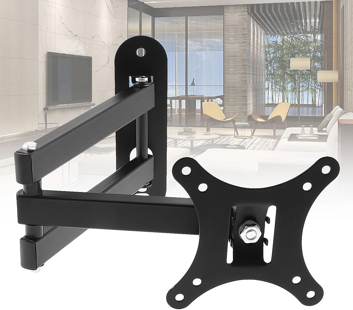 TANGIST Universal 10KG Adjustable TV Wall Mount Bracket 2021new shipping free Frame OFFicial shop