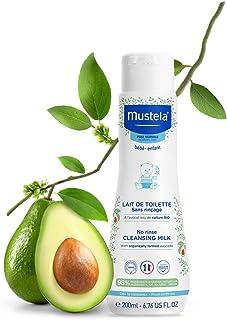 MUSTELA No Rinse Cleansing Milk, 200 ml