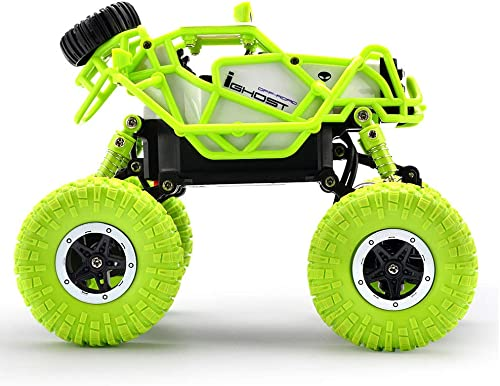 Venta en línea de descuento de fábrica Coche RC 4WD 2.4 2.4 2.4 GHz Coche de escalada a control remoto 4x4 doble motores todoterreno juguete Coches bigfoot juguetes modelo para Niños  comprar ahora