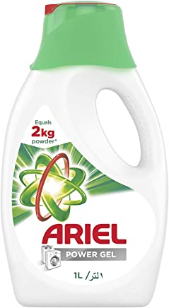 Ariel Automatic Power Gel Laundry Detergent Original Scent 1 L, Pack of 1