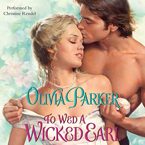 To Wed a Wicked Earl audiobook cover art