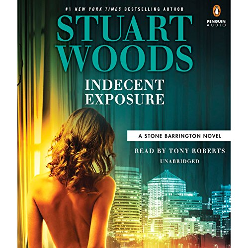 Indecent Exposure audiobook cover art