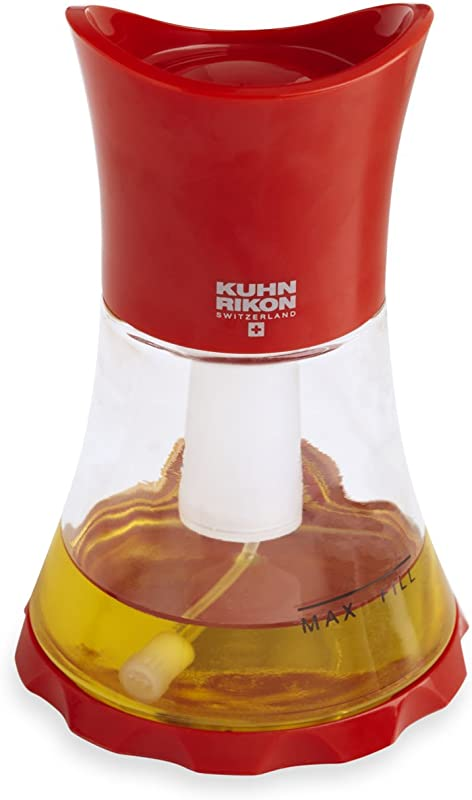 Kuhn Rikon Vase Oil Mister Red