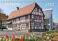 Eschborn vom Taxifahrer Petrus Bodenstaff (Tischkalender 2022 DIN A5 quer): Eschborn im Rhein-Main-Gebiet, ein Vorort von Frankfurt am Main (Monatskalender, 14 Seiten )