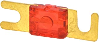 DB Link MANL50 50 Amp Gold Plated Mini ANL Fuse, 4 Pack