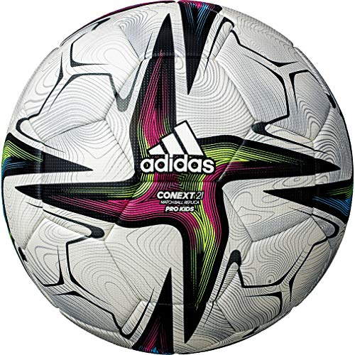 adidas(アディダス) サッカーボール コネクト21 プロ キッズ4号球 AF430