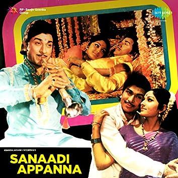 Sanaadi Appanna (Original Motion Picture Soundtrack)
