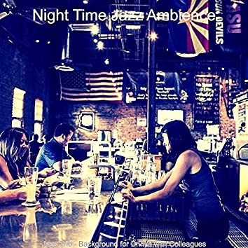 Jazz Trio - Background for Drinks with Colleagues