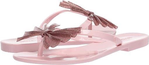 Pink Heart Glitter