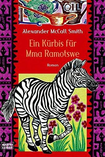 Buchseite und Rezensionen zu 'Ein Kürbis für Mma Ramotswe' von  Alexander McCall Smith