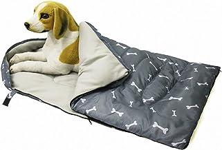 ZHDXW Hond Slaapzak Hondenkussen Bed Warm Winter Hondenbed Katten Nest Zacht Wasbaar Huisdier Warm Bed Waterbestendig Hond...