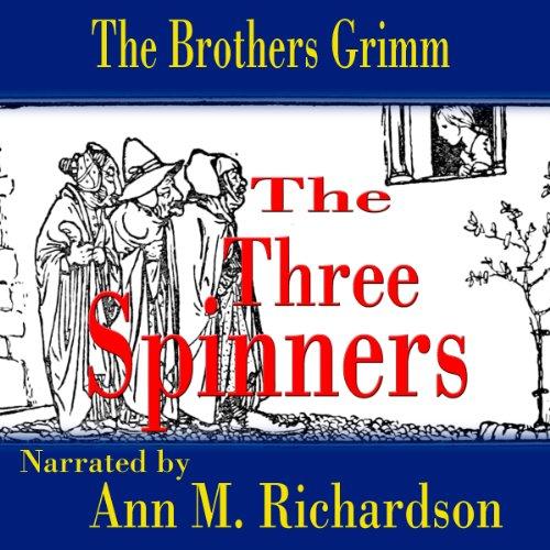 『The Three Spinners』のカバーアート