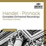 Complete Orchestra Recordings (Box11Cd)(Concerti Grossi,Water Music Hwv349/350...