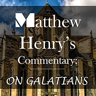 Matthew Henry's Commentary: On Galatians cover art