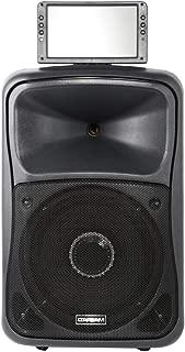 iTarsam Multi Functional Rechargeable Speaker System - Black