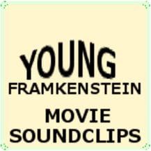 Sounds from Young Frankenstein Movie