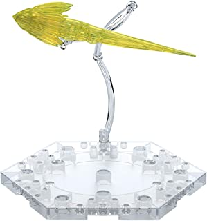 Figure-rise Effect Jet Effect (Clear Yellow) Plastic Model