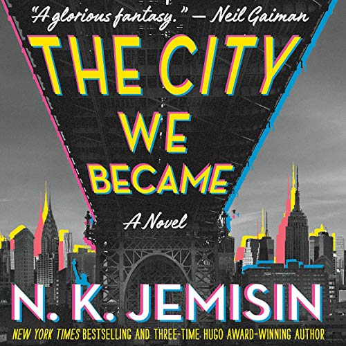 Page de couverture de The City We Became