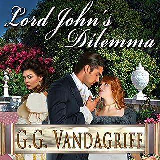 Lord John's Dilemma audiobook cover art