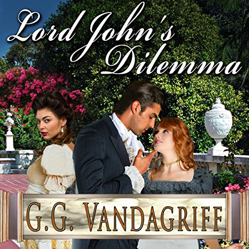 Lord John's Dilemma audiobook cover art