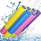 Water Guns for Kids, Outdoor Water Toys - Shoot Up to 30 Feet, Squirt Gun Pool Toys for 4, 5 , 6, 7, 8 , 9, 10 Years Old Boys, Water Blasters for Kids and Adults (6 Pack)