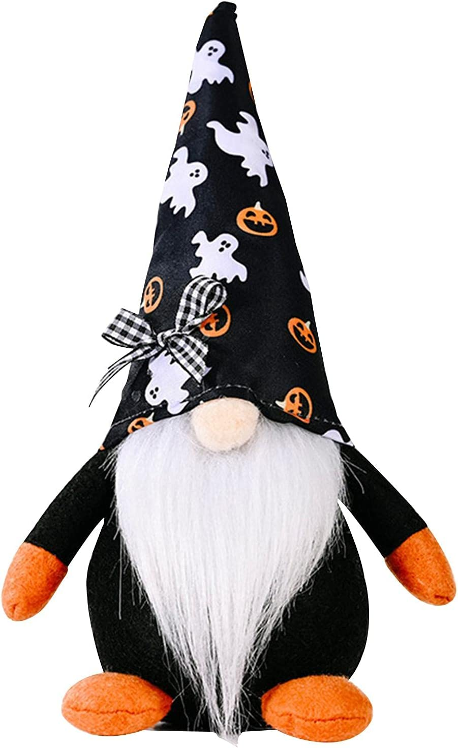 Qserd 1 Pcs Gnome Doll Halloween Summer Kitchen Plush Elf All items in the Max 47% OFF store Gnomes