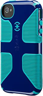 Speck Products CandyShell Grip Case for iPhone 4/4S  - Cadet Blue/Caribbean Blue