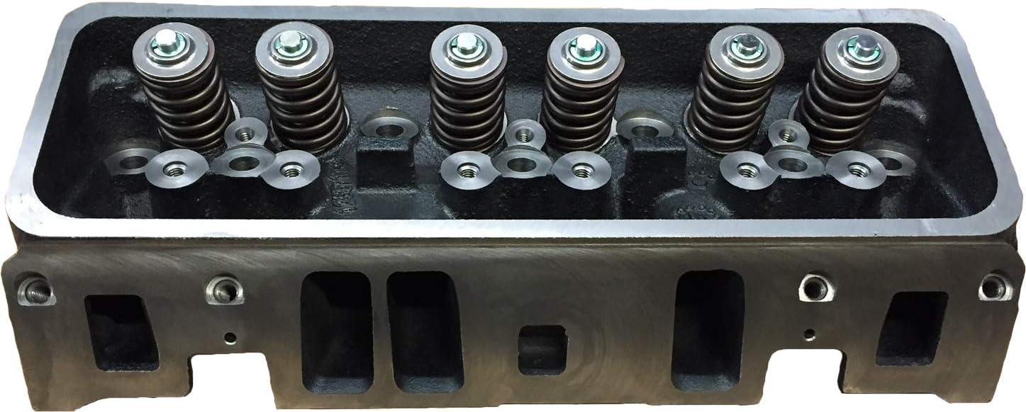 New Max 52% OFF 4.3L Vortec Marine Engine Mercruiser Cylinder Austin Mall Replaces Head.