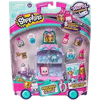 Shopkins World Vacation (Europe) - Precious J | Shopkin.Toys - Image 1