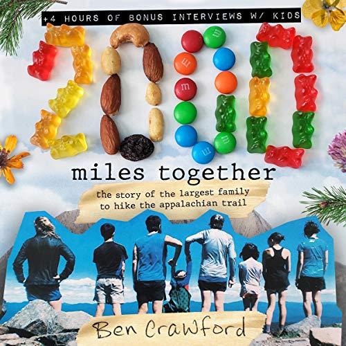 Couverture de 2,000 Miles Together