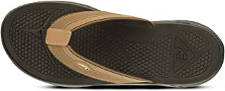 PUCA Flip Flops for Men | Slide On Slippers with Strong Grip | Series - Knight