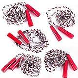 jump rope package - Tigerdoe Jump Ropes - 5 Pack - Jump Rope Kids - Nylon Jump Rope - Bulk Easter Basket Toys