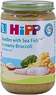Hipp Organic Noodles W/ Seafish In Creamy In Broccoli, 220g