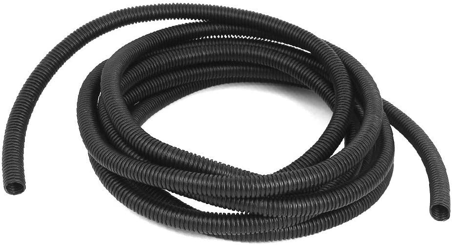 X-DREE Insulated 55% OFF Popular product Corrugated Pipe Hose Bellows Tube Dia 10mmx13mm