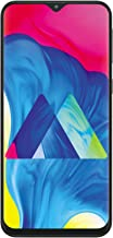 Samsung Galaxy M10 Dual SIM - 16GB, 2GB RAM, 4G LTE, Charcoal Black, UAE Version