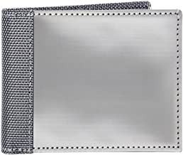 stainless steel billfold wallet