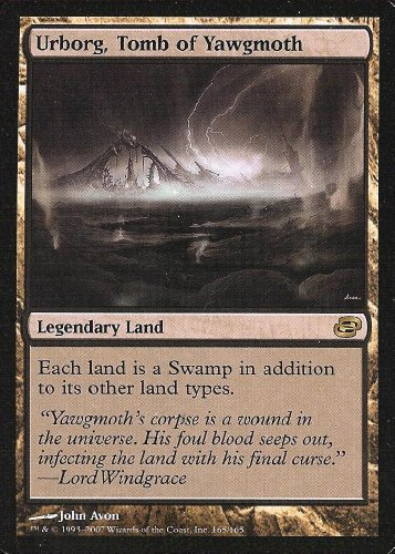 Magic: the Gathering - Urborg, Tomb of Yawgmoth - Planar Chaos by Magic: the Gathering