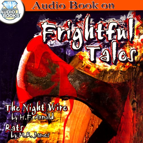 Frightful Tales audiobook cover art